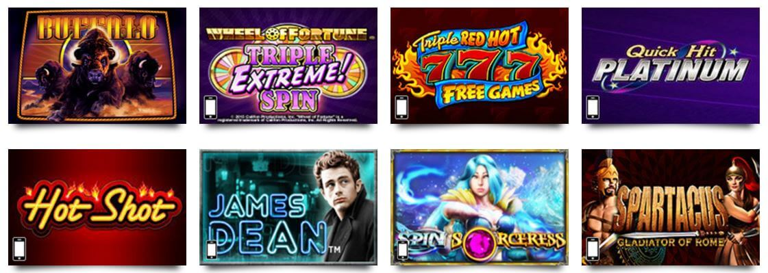 online casino games legal