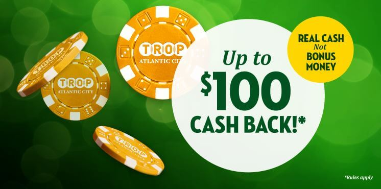 Casino Cash Back