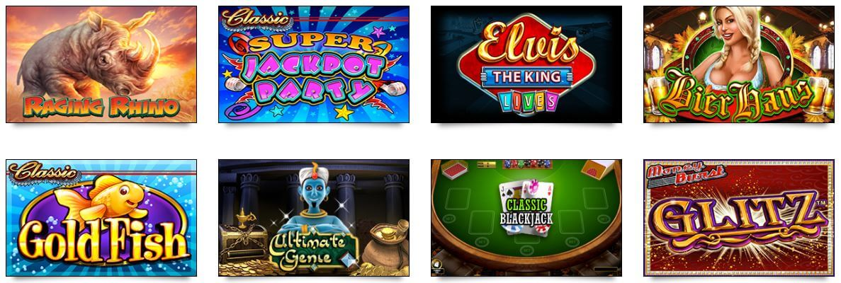 Harrah's Casino Games