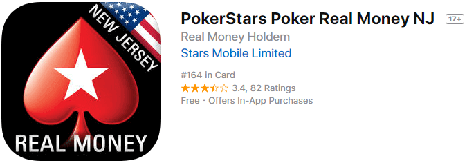 Download PokerStars mobile app