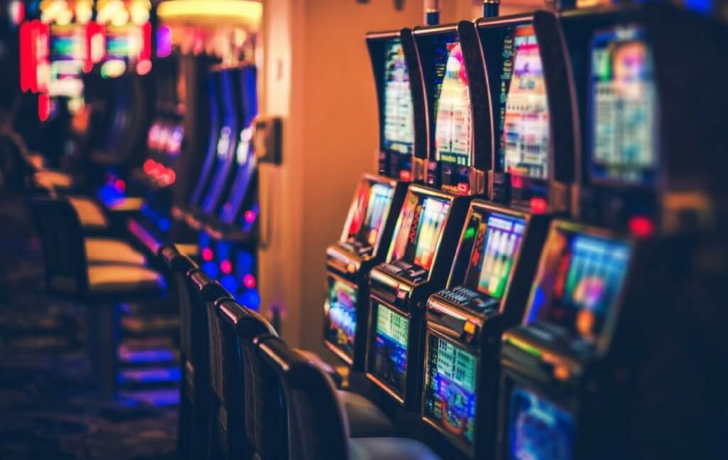 slots machines strategies