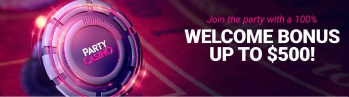 party-casino-welcome-offer