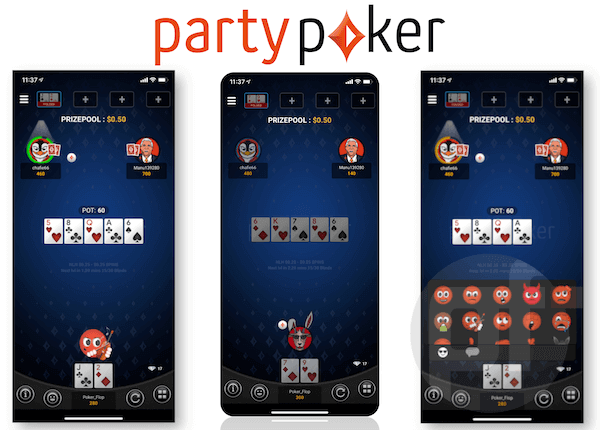 party-poker-mobile