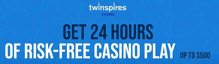 TwinSpires Risk-Free Bet
